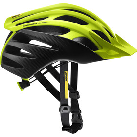 Mavic Crossmax SL Pro Bike Helmet Men yellow/black